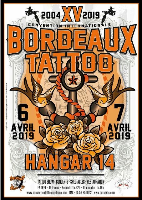 convention tattoo bordeaux